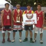 3on3_Pemenang_Juara_III_bersama_Piala