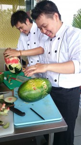 Fruit_carving