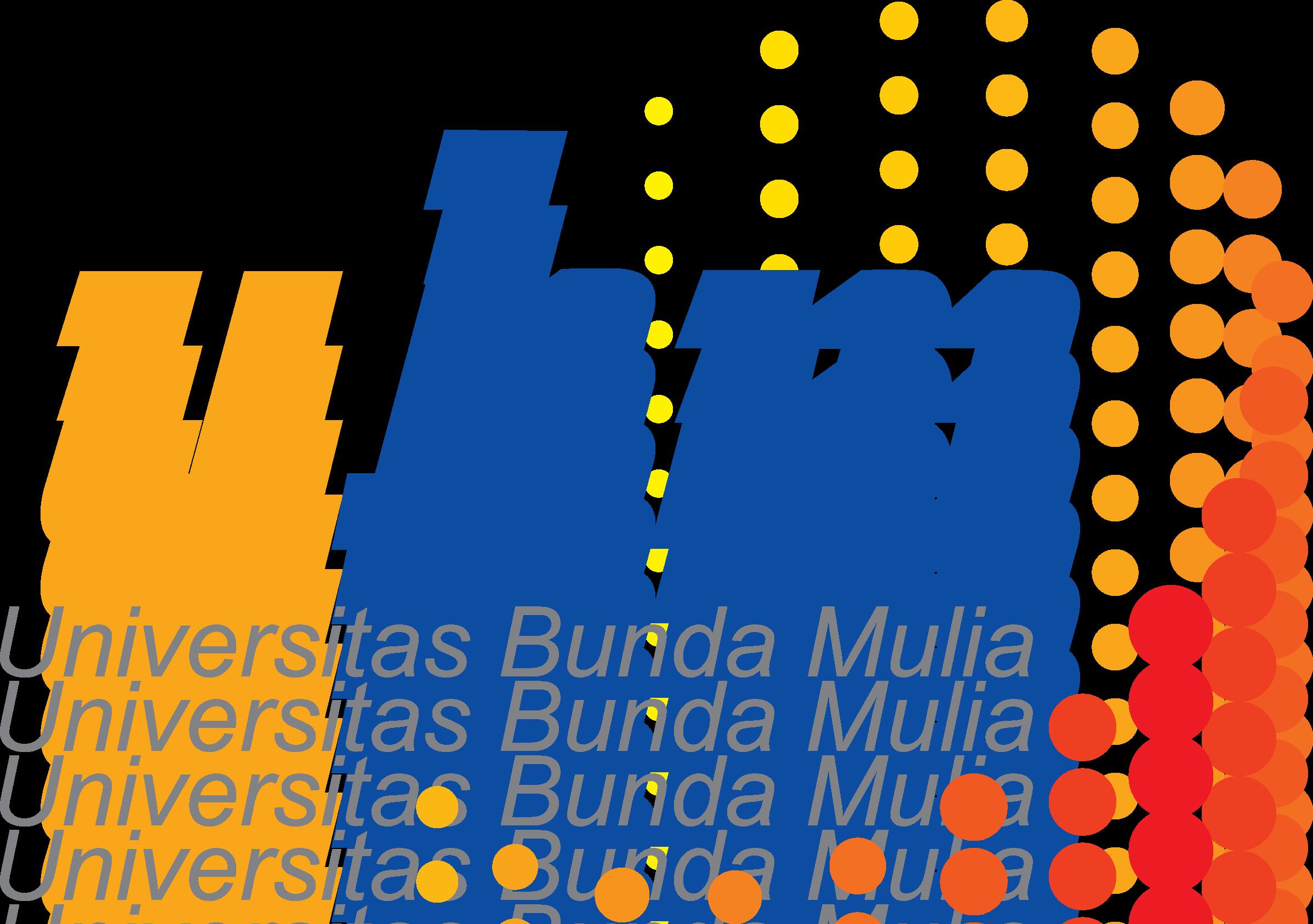 Logo Ubm Color Universitas Bunda Mulia