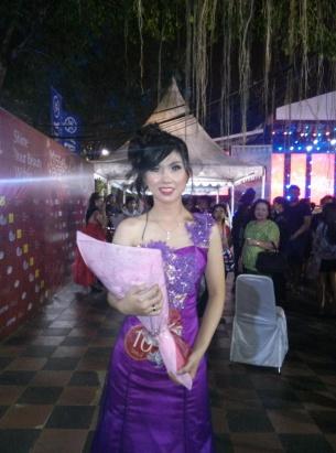 Mahasiswi UBM Masuk Finalis Miss Jakarta Fair 2014