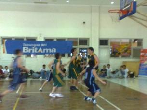 Tim Basket UBM Berjaya
