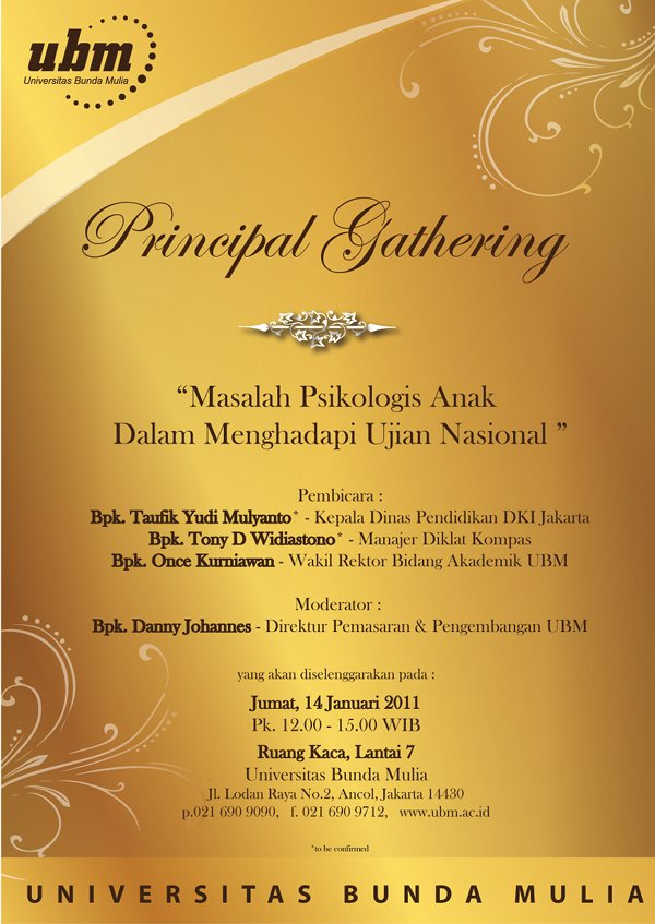 principal-gathering
