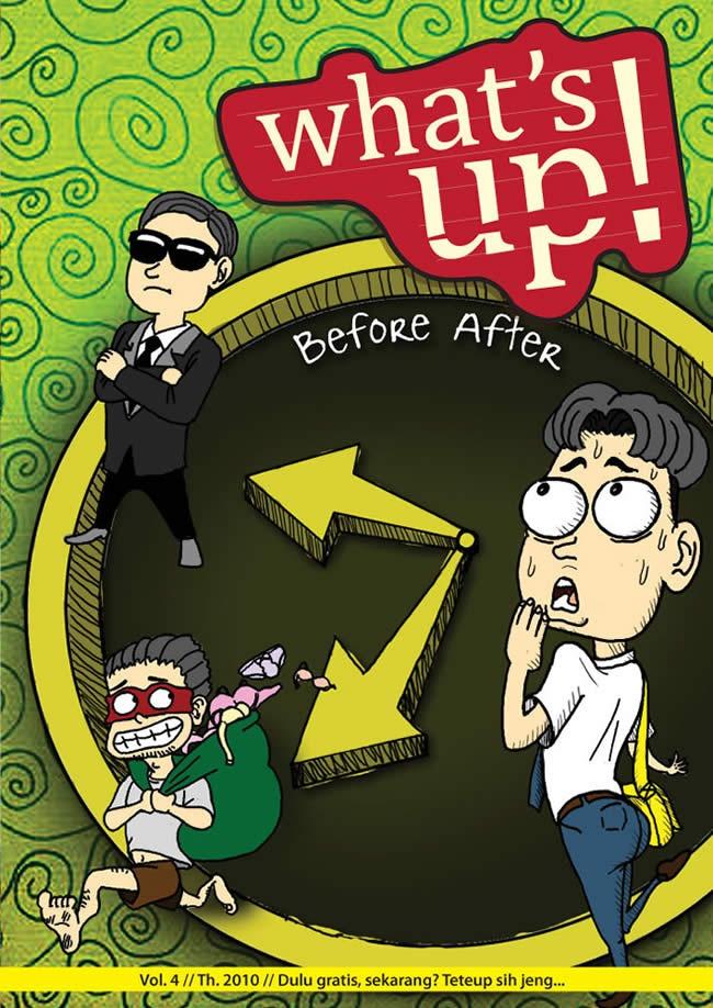 UBM What's Up! Vol. 4.1