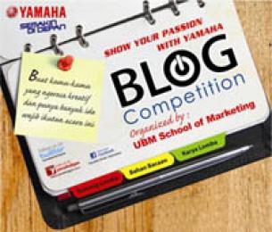 Yamaha – UBM Blog Competition