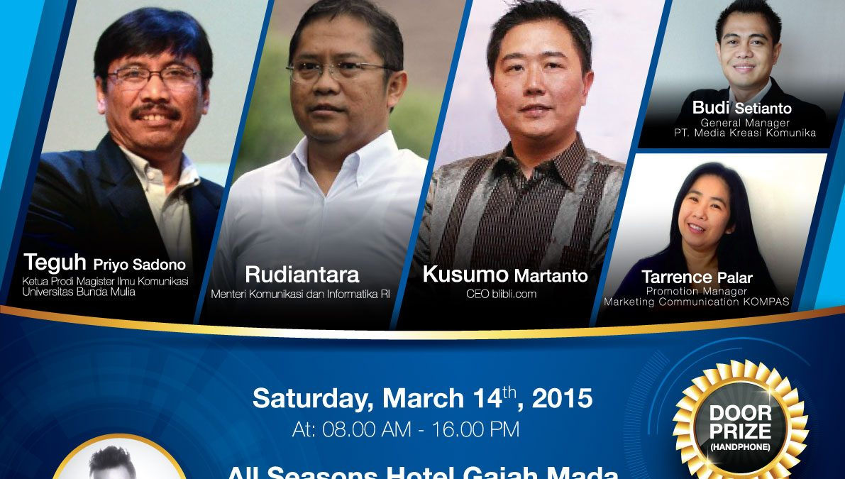 Outlook Online Communication Indonesia 2015