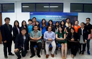Marketing Executive Talk bersama Ditto Rafudi, Digital Manager AXA Indonesia