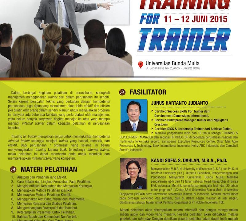 Trainer for Trainer