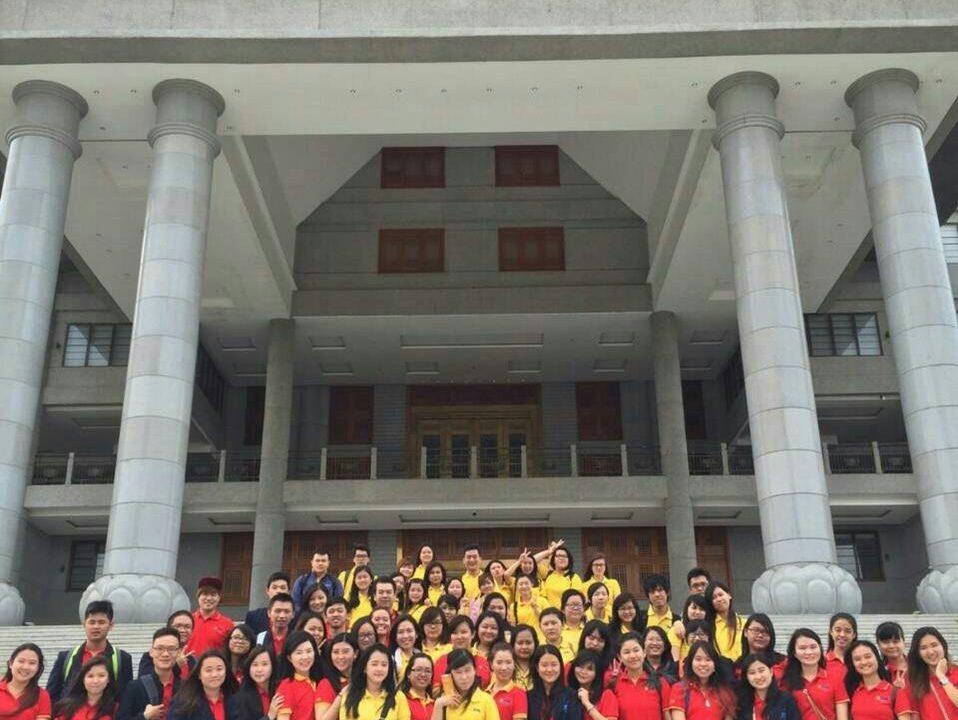 Kunjungan Industri ke Yayasan Buddha Tzu Chi dan DAAI TV