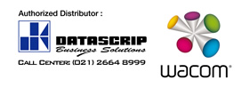 Logo Wacom Datascrip