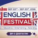 UBM English Festival Cirebon 2016 : Share Your Local Heritage to The World