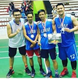 "UBM Raih Prestasi di ""Impek Basket Ball Competition"""