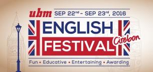Daftar Peserta Speech & Debate UBM English Festival Cirebon 2016