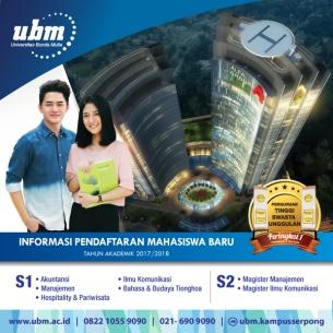 Mari Bergabung di Universitas Bunda Mulia Kampus Serpong @AlamSutera