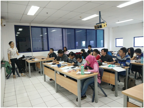 Tentier Analisis Laporan Keuangan oleh Marsela Permata