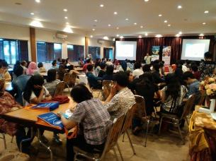 Parents Gathering UBM di Bekasi