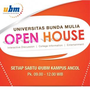 Kunjungi Open House UBM Ancol