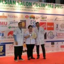 Bersinar di The 11th Indonesian Salon Culinaire 2017