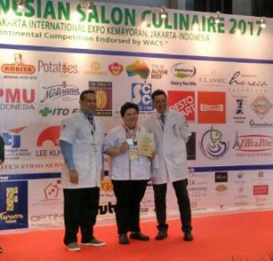 Bersinar di The 11th Indonesian Salon Culinaire 2017