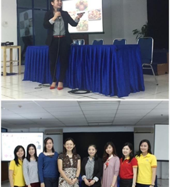 Kuliah Umum bersama Amber Liu