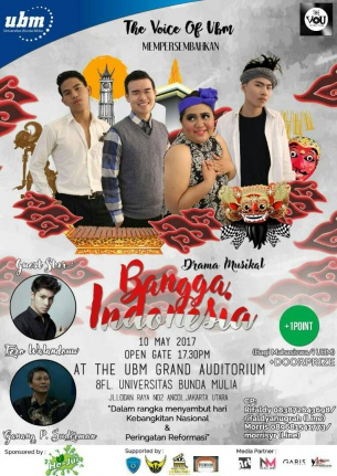 "The VOU: Drama Musikal ""Bangga Indonesia"""