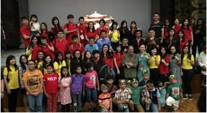 Kunjungan Industri ke  Ciputra Artpreneur Theater-The Performance of the National Ballet of China