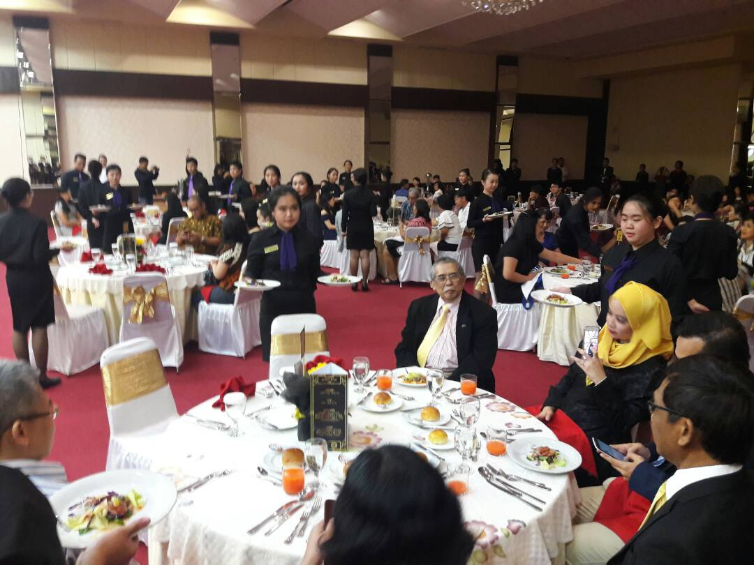 Akademi Pariwisata Bunda Mulia mempersembahkan: Parents Appreciations Day 2017
