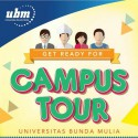 UBM Campus TOUR: Hallo Putih Abuers!