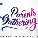 UBM Gelar Parents Gathering Ancol dan Serpong