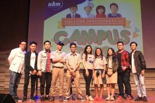 """Campus Tour UBM: """"Seru, Asik, Mendidik!"""""""