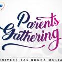 Parents Gathering UBM di Kampus Ancol dan Kampus Serpong