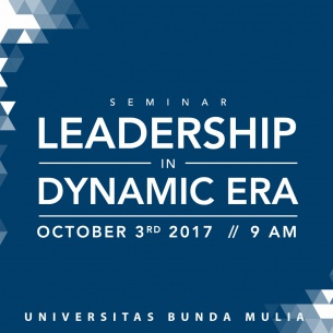 Seminar Leadership in Dynamic Era!