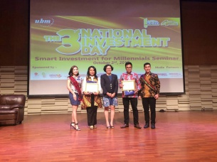 The 3rd National Investment Day : Smart Investment For Millennials