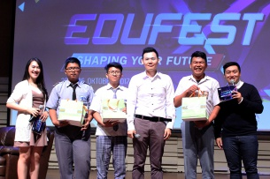 "UBM Edufest XI  : ""Shaping Your Future"""