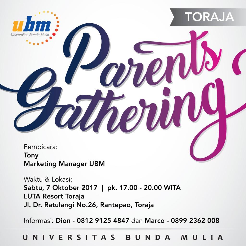 PP 07 Oktober Toraja