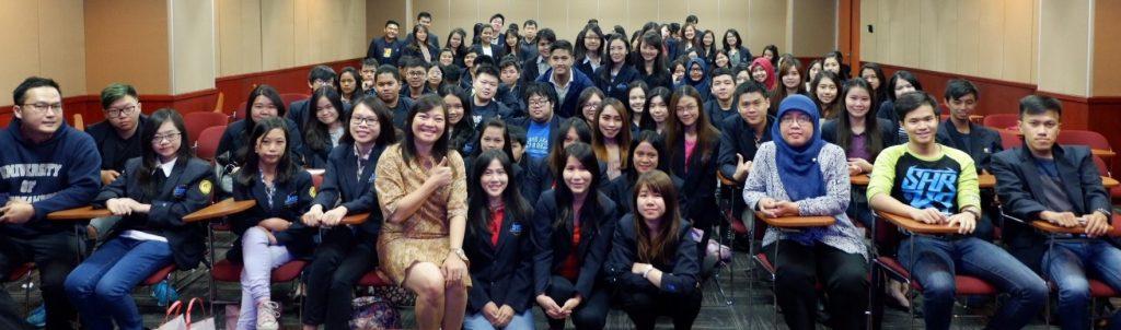 Kuliah Umum Pajak Internasional Bersama Ibu Christine, M.Int.Tax, CA