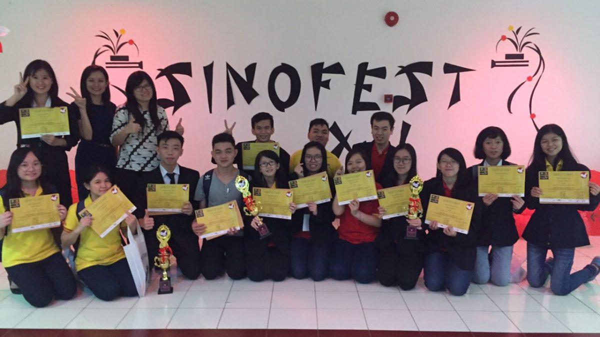 Kompetisi Bahasa Mandarin UI
