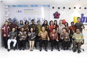 Grand Opening Ceremony Universitas Bunda Mulia Kampus Serpong