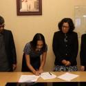 Universitas Bunda Mulia mengapresiasikan Insan Seni Indonesia dengan Pemberian Beasiswa untuk Maria Calista