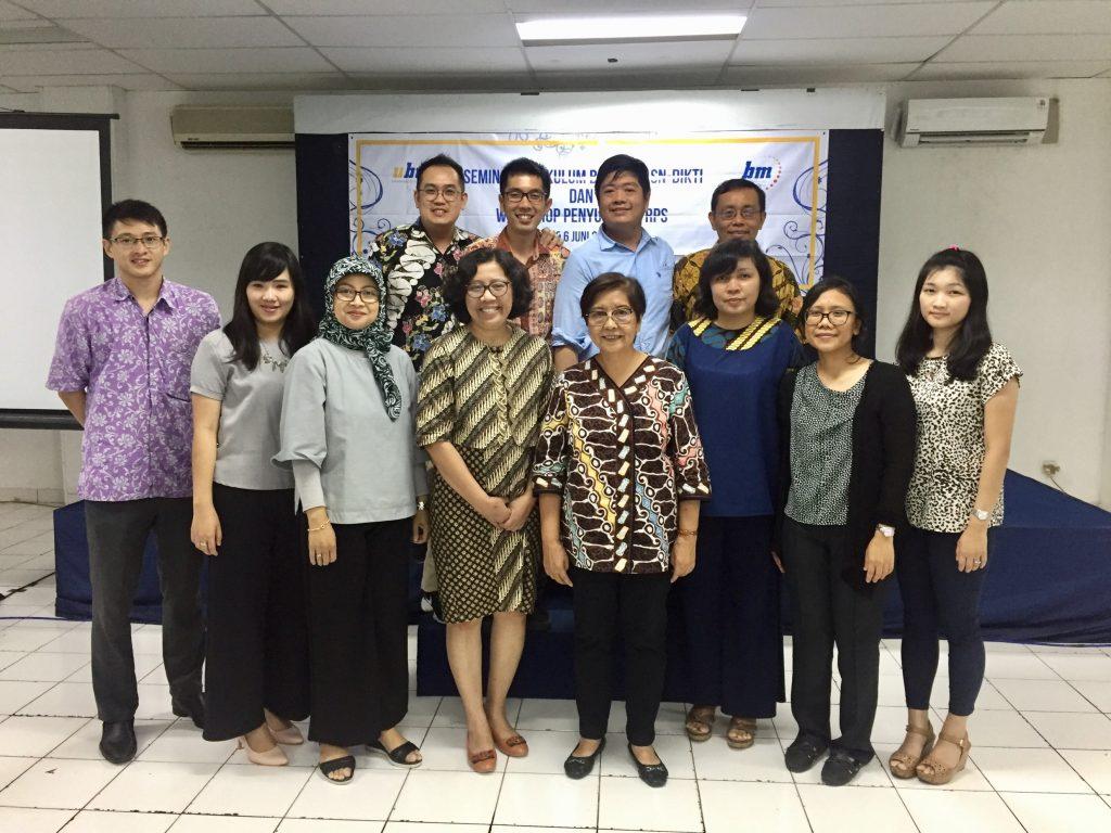 2018 06 04 - Seminar Kurikulum Berbasis SN-DIKTI dan Workshop Penyusunan RPS 06