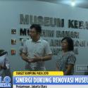 Aksi Nyata Dosen Universitas Bunda Mulia Dalam Membantu Merenovasi Museum Bahari