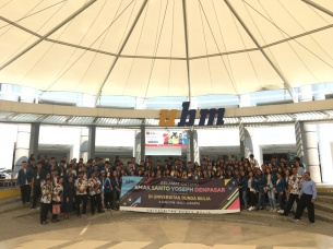 Selamat Datang SMAK Santo Yoseph Denpasar Di Universitas Bunda Mulia