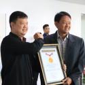 """Universitas Bunda Mulia Kembali Memecahkan Rekor Muri 2018 """"Pembuatan Buku Seni Pop-Up Raksasa Tentang Peristiwa Kemerdekaan Dan Pembacaan Proklamasi Indonesia"""""""