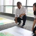 """UNIVERSITAS BUNDA MULIA MEMECAHKAN REKOR MURI:   """"Pembuatan Buku Seni Pop-Up Raksasa tentang Peristiwa Kemerdekaan dan Pembacaan Proklamasi Indonesia 1945"""""""