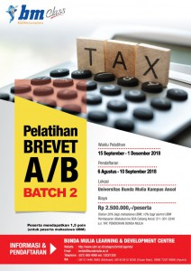 Brevet AB Batch 2 Poster