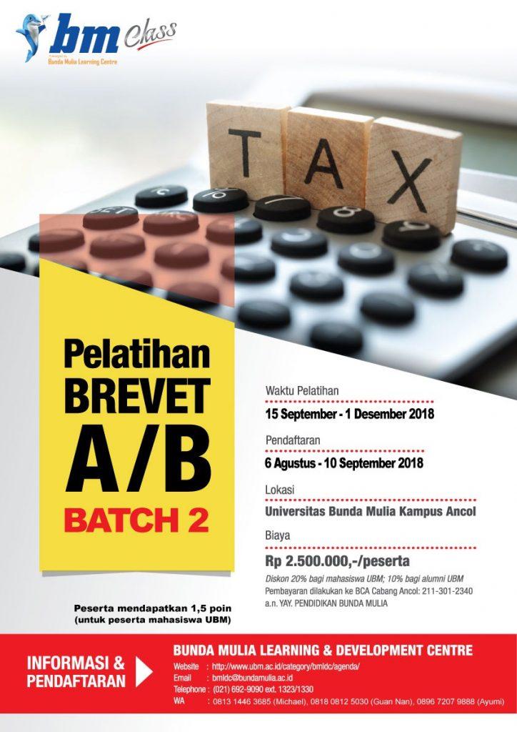 Brevet AB Batch 2