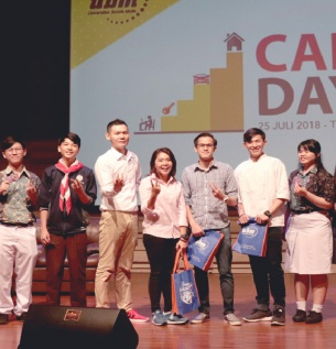 The Amazing Career Day Bersama Universitas Bunda Mulia