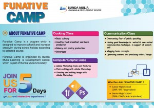 Funative Camp 2018 (front)