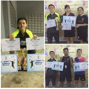 mawapres badminton