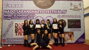 Prestasi UKM Dance Universitas Bunda Mulia