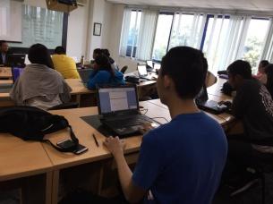 Kegiatan Training Ms Word untuk Format Skripsi Mahasiswa [Batch 5]